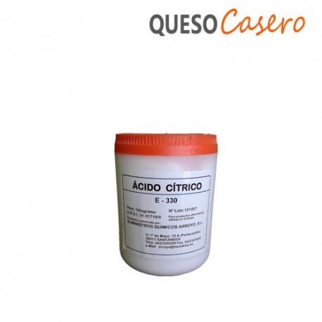Acido Cítrico A. E-330 (1 Kg.)